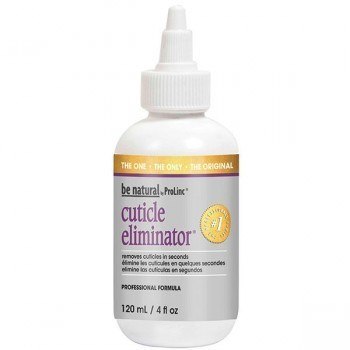 Be Natural Cuticle Eliminator, 120 мл.- Средство для размягчения кутикулы - фото 12315