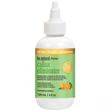 Be Natural Callus Eliminator Orange, 120 мл.- Средство для удаления натоптышей, запах апельсина - фото 12329