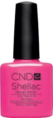 """CND Shellac Hot Pop Pink, 7,3 мл. - гель лак Шеллак """"Горячий розовый"""" - фото 15446"""
