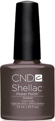 "CND Shellac Rubble, 7,3 мл. - гель лак Шеллак ""Булыжник"" - фото 15502"
