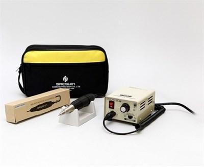 Strong 90/102 аппарат для маникюра и педикюра, коррекции ногтей (без педали с сумкой) - фото 18495