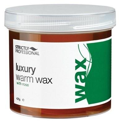 Strictly Luxury Warm Wax With Rose, 425гр.- тёплый воск с розой - фото 19273