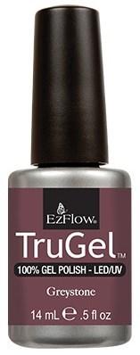 """EzFlow TruGel Greystone, 14 мл. - гелевый лак """"Грейстоун"""" - фото 22129"""