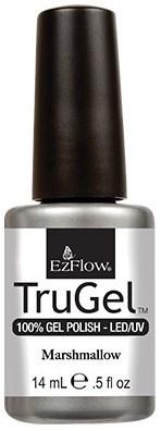 "EzFlow TruGel Marshmallow, 14 мл. - гелевый лак ""Зефир"" - фото 22141"