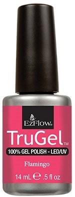 "EzFlow TruGel Flamingo, 14 мл. - гелевый лак ""Фламинго"" - фото 22173"