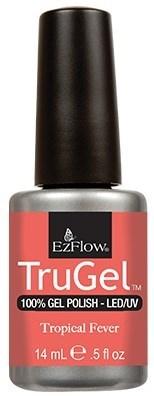 """EzFlow TruGel Tropical Fever, 14 мл. - гелевый лак """"Тропическая лихорадка"""" - фото 22476"""
