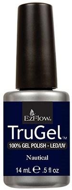 """EzFlow TruGel Nautical, 14 мл. - гелевый лак """"Морской"""" - фото 22505"""