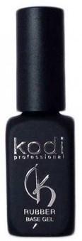 Kodi Rubber Base Gel, 12мл.- Коди база каучуковая для гель лака  - фото 26057