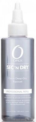 ORLY Sec'n Dry, 120мл.- Сушка с проникающим эффектом - фото 26648