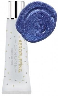 AEROPUFFING Crome Gel, 7 мл. - гель паста для Аэропуффинга, синий кобальт (ST022) - фото 26888