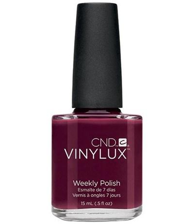 CND VINYLUX #106 Bloodline,15 мл.- лак для ногтей Винилюкс №106 - фото 4060