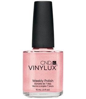 CND VINYLUX #118 Grapefruit Sparkle,15 мл.- лак для ногтей Винилюкс №118 - фото 4109