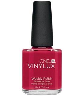 CND VINYLUX #143 Rouge Red,15 мл.- лак для ногтей - фото 4209