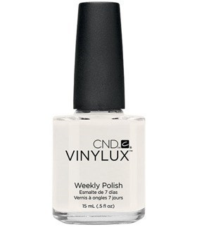 CND VINYLUX #151 Studio White,15 мл.- лак для ногтей Винилюкс №151 - фото 4241