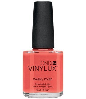 CND VINYLUX #163 Desert Poppy,15 мл.- лак для ногтей Винилюкс №163 - фото 4291