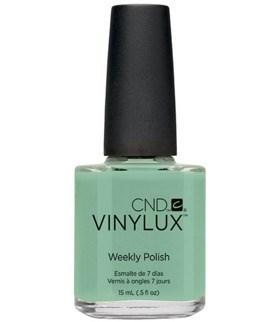 CND VINYLUX #166 Mint Convertible,15 мл.- лак для ногтей Винилюкс №166 - фото 4303