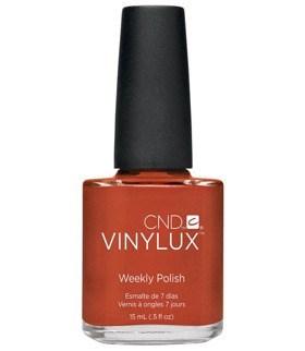 CND VINYLUX #172 Fine Vermilion,15 мл.- лак для ногтей Винилюкс №172 - фото 4329