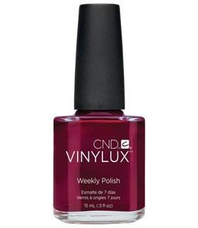CND VINYLUX #174 Crimson Sash,15 мл.- лак для ногтей - фото 4337