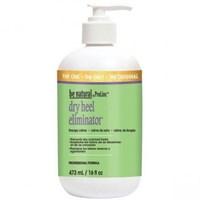 Be NaturalDry Heel Eliminator, 473 мл.- Терапевтический увлажняющий крем для рук и ног