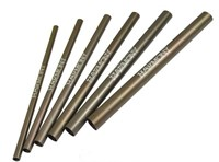 Harmony C-Curve Sticks 6 pc - набор инструментов для сжатия С - изгиба искусственных ногтей