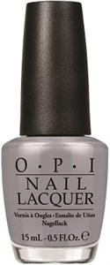 OPI Embrace the Gray, 15мл.- лак для ногтей «В объятиях Грея»