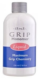 IBD Grip Monomer Liquid, 236мл.- Акриловая жидкость, ликвид мономер