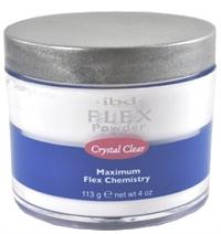 IBD Flex Powder Crystal Clear, 113гр.- Прозрачная акриловая пудра