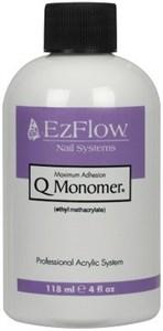 EzFlow Q-Monomer Acrylic Nail Liquid, 118мл.- Акриловая жидкость, ликвид мономер для акрила