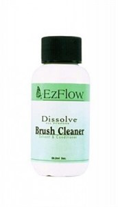 EzFlow Brush Сleaner, 59 мл.- Cредство для очистки кистей от акрила