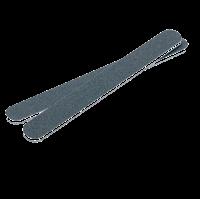 IBD Black Padded File 100/180- пилка для ногтей черная с мягкой прокладкой