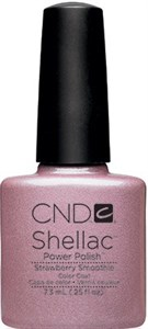 CND Shellac Strawberry Smoothie, 7,3 мл. - цветное покрытие