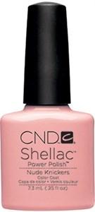 "CND Shellac Nude Knickers, 7,3 мл. - гель лак Шеллак ""Короткие штанишки"""