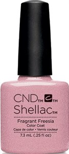CND Shellac Fragrant Freesia, 7,3 мл. - цветное покрытие шеллак