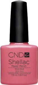CND Shellac Rose Bud, 7,3 мл. - цветное покрытие