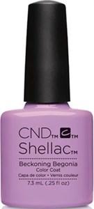 CND Shellac Beckoning Begonia, 7,3 мл. - цветное покрытие