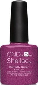 CND Shellac Butterfly Queen, 7,3 мл. - цветное покрытие