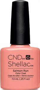 "CND Shellac Salmon Run, 7,3 мл. - гель лак Шеллак ""Лосось на нерест"""
