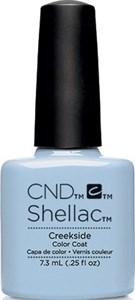 CND Shellac Creekside, 7,3 мл. - цветное покрытие гель-лак шеллак