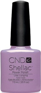 CND Shellac Lilac Longing, 7,3 мл. - цветное покрытие