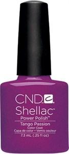 CND Shellac Tango Passion, 7,3 мл. - цветное покрытие