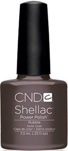 CND Shellac Rubble, 7,3 мл. - цветное покрытие