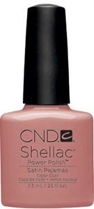 CND Shellac Satin Pajamas, 7,3 мл. - цветное покрытие