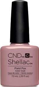 CND Shellac Field Fox, 7,3 мл. - цветное покрытие