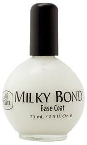INM Milky Bond Coat, 73 мл.- Молочное базовое покрытие под лак
