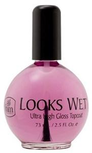 INM Looks Wet Coat, 73 мл.- Верхнее глянцевое покрытие, эффект мокрого лака
