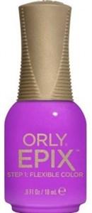"Orly EPIX Flexible Color Such A Critic, 15мл.- лаковое цветное покрытие ""Такой критик"""