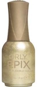 "Orly EPIX Flexible Color Tinsel Town, 15мл.- лаковое цветное покрытие ""Город в мишуре"""