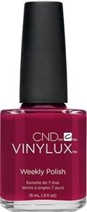 CND VINYLUX #197 Rouge Rite,15 мл.- лак для ногтей CND Винилюкс