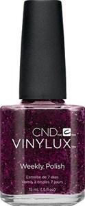 CND VINYLUX #198 Poison Plum,15 мл.- лак для ногтей CND Vinylux