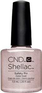 CND Shellac Safety Pin, 7,3 мл. - цветное покрытие шеллак
